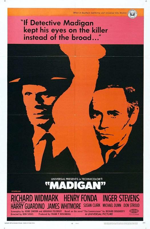 Madigan - Poster 1