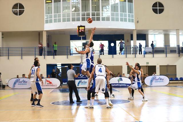 SEMIFINALES | Club Melilla Baloncesto - CB Prat (Jornada 4)