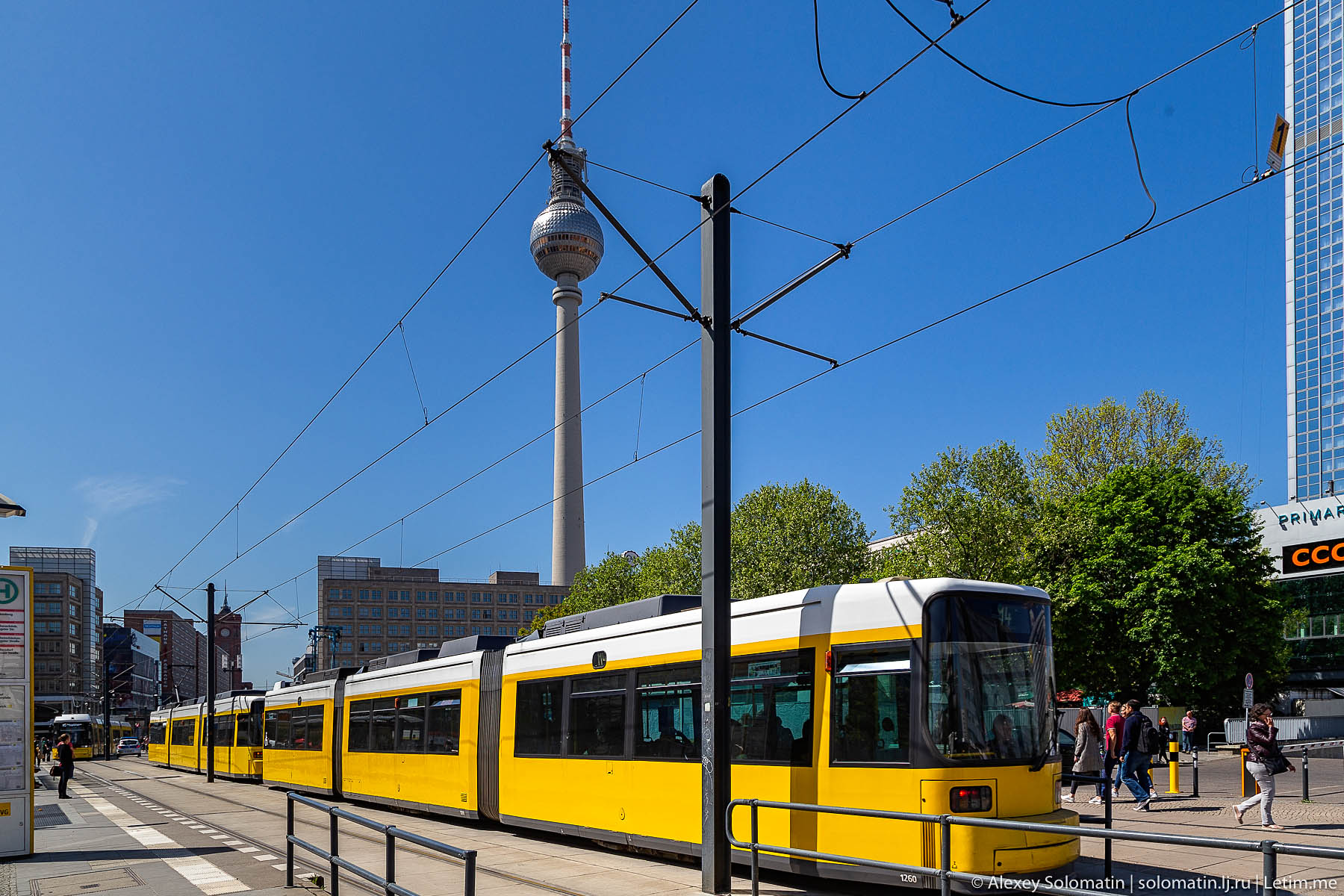Прощай, Берлин. Берлин на один день.