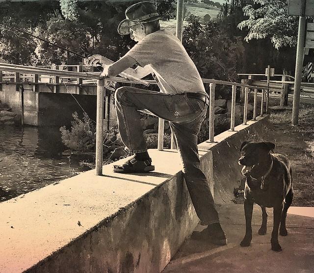 Big Dog Fishing