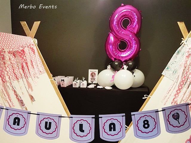 decoracion pijama party merbo events
