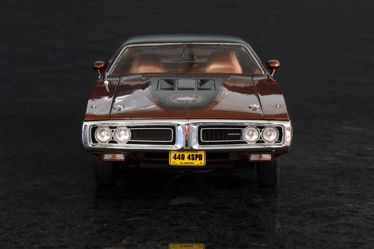 Autoworld 1:18 Dodge Charger Super Bee \'71 (brown) - DX Muscle Cars ...