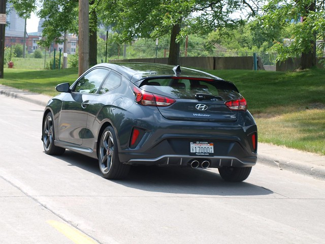 2019 Hyundai Veloster Turbo Ultimate