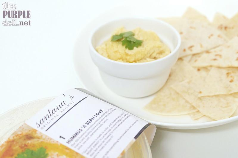 Santana's Hummus