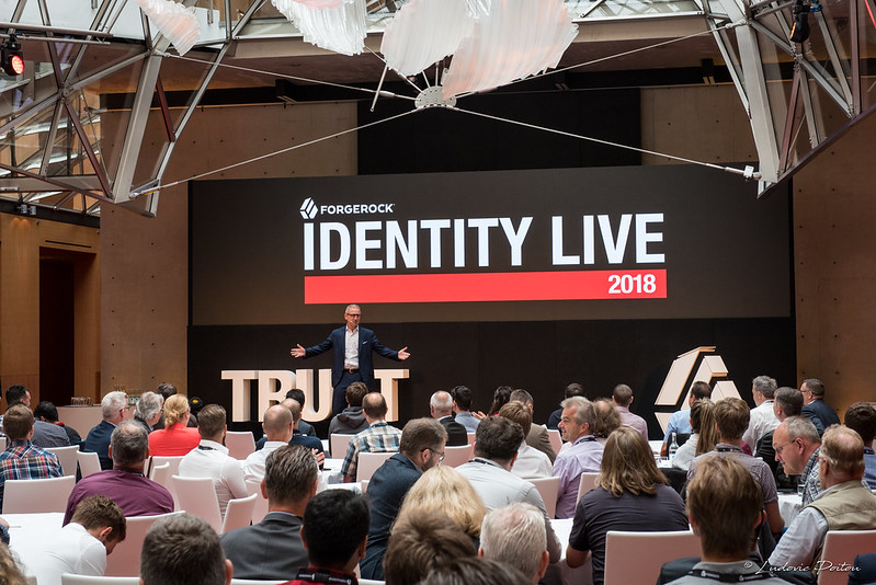ForgeRock Identity Live Berlin 2018