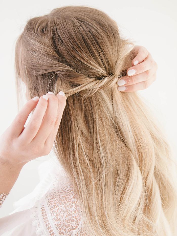 Luxury Hair Bride: Romantic Wedding Hairstyles 2018 5