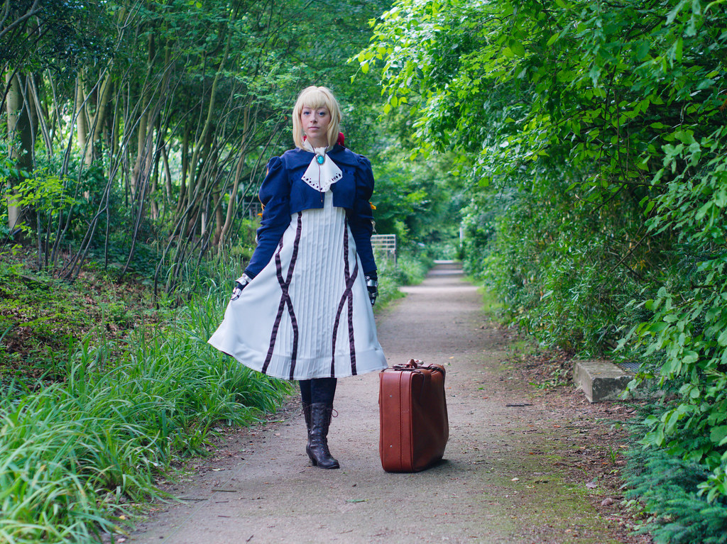 related image - Shooting Violet Evergarden - Enaelle's Arts - Parc Matisse - Lille - 2018-05-27- P1266301