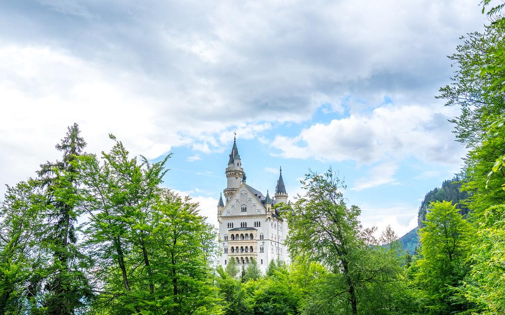 Schloss Neuschwanstein(3)