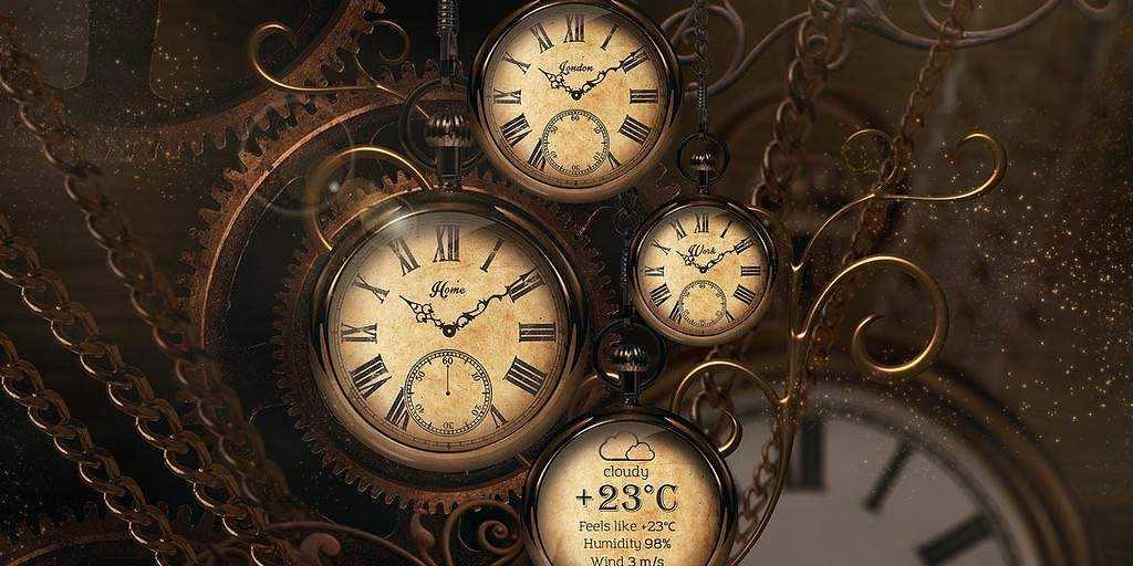 Un élément oublié pourrait redéfinir le temps