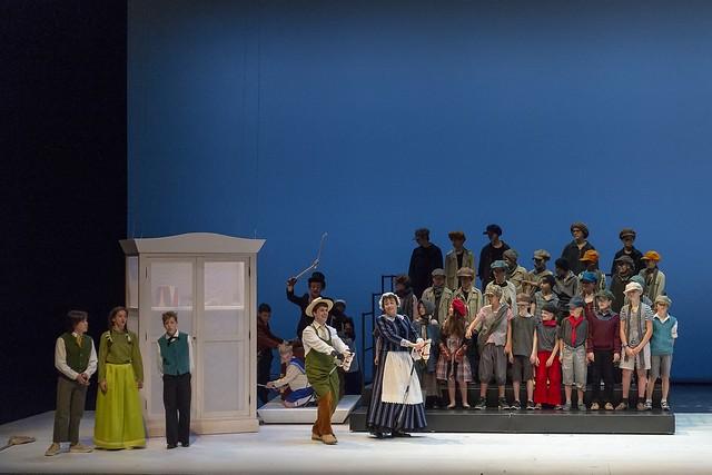 La nouvelle production du théâtre de Caen « Le Petit Ramoneur » !