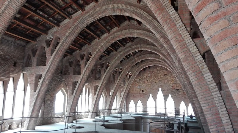 Les Catedrals Del Vi A La Terra Alta
