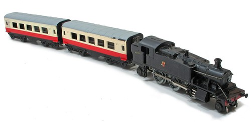 Palitoy S gauge train