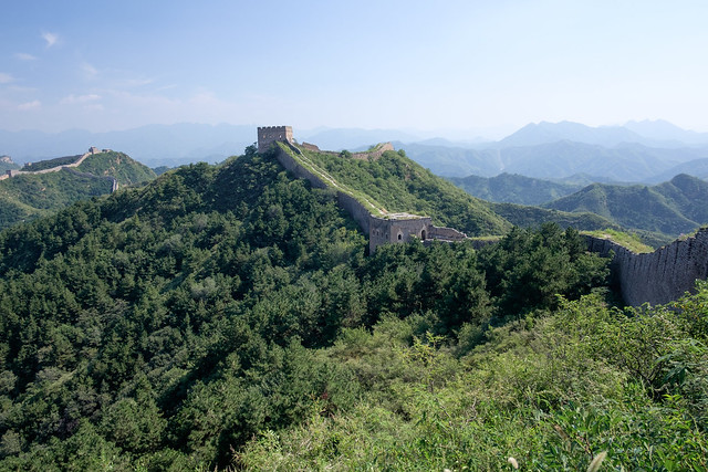 Great Wall of China - 2016-4