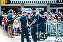 Police Sleeve