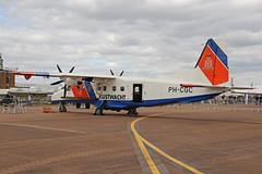 PH-CGC Dornier DO228-212 Royal Netherlands Air Force Coast Gaurd RAF F