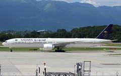Boeing 777-368(ER). HZ-AK20. Saudia. SVA237.