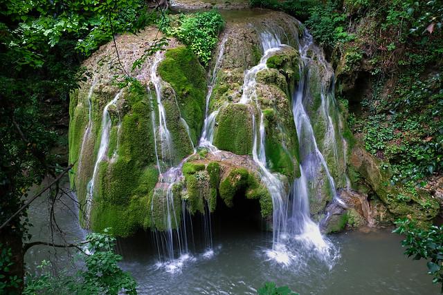 Bigăr Falls, Nera Gorge-Beușnița National Park, Romania