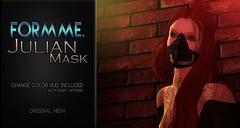 FORMME. Julian Mask