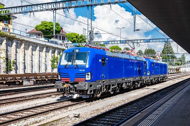 L 39025 Spiez - Brig