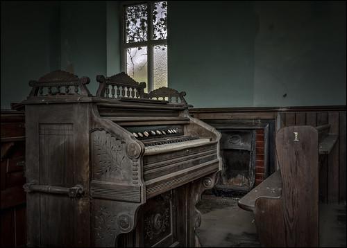 Abandoned chaple 4