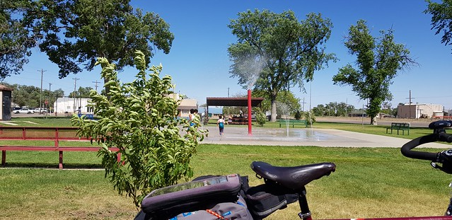 Fri, 06/01/2018 - 15:15 - Ordway City Park - first intended campsite