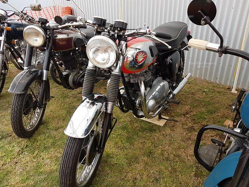1969 BSA A65 Motorcycle
