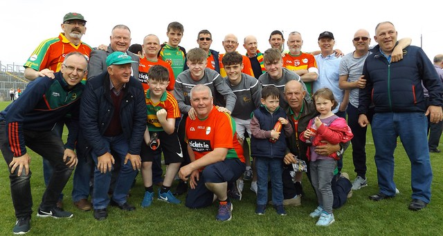 Clonmore supporters at Carlow's, Fujifilm FinePix S8600 S8650 S8630