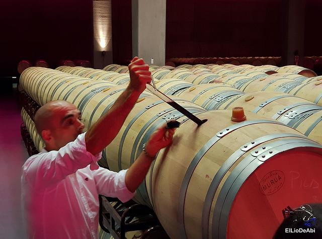 Bodegas Portia o como maridar un buen vino con la alta cocina (15)