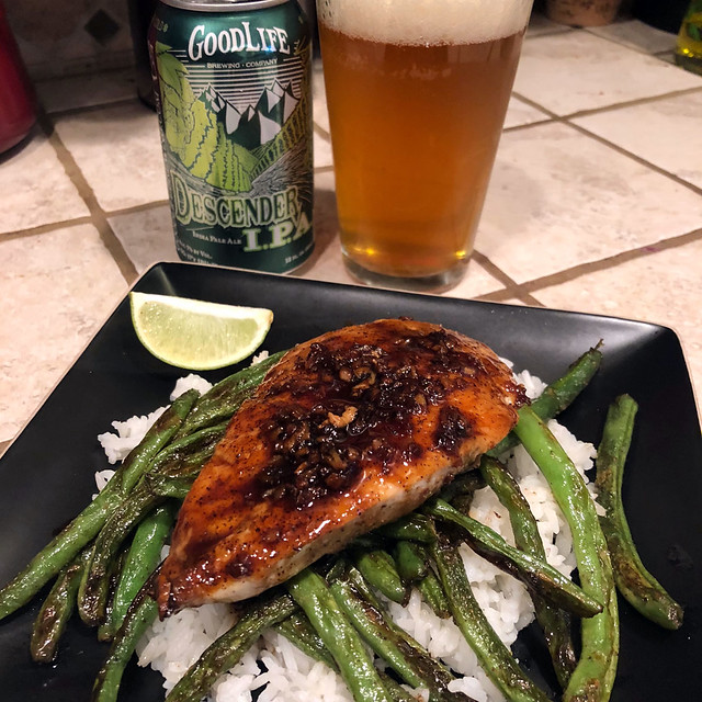 HelloFresh Finished Meal