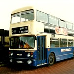 West Midlands Travel 6660