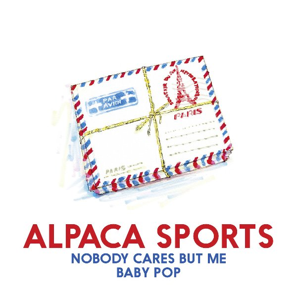 Alpaca Sports - Nobody Cares But Me - Baby Pop
