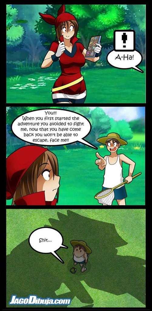 Pokémon Memes Living With Hipster Girl And Gamer Girl 30 Flickr