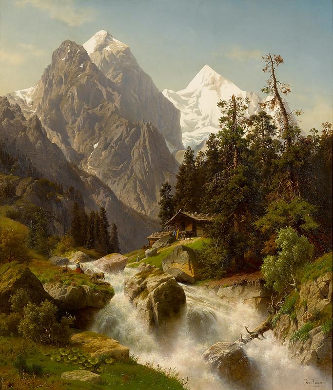 Joseph Jansen - Alpine Waters