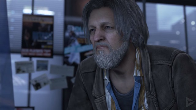 Detroit Become Human - Hank