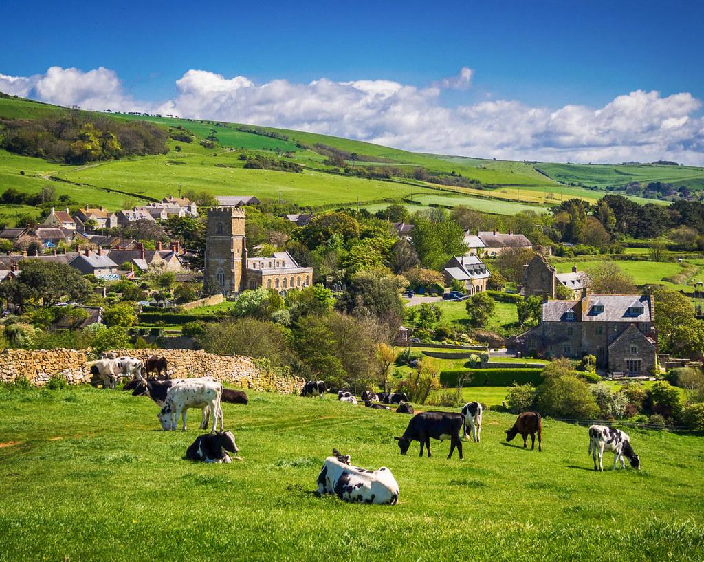 Abbotsbury, Dorset. Credit Bob Radlinski, flickr