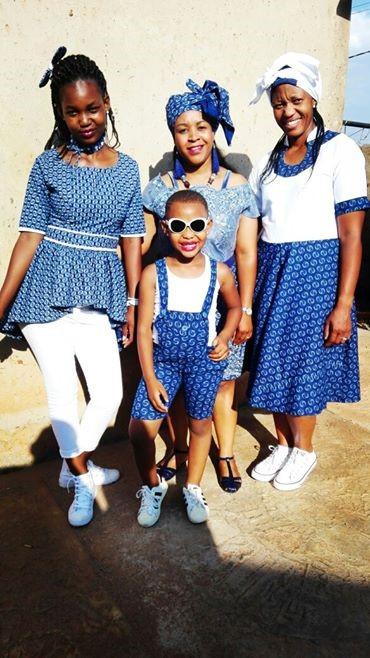 Shweshwe Dresses Ideas 2018