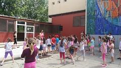 2018.05.29. Gyereknapi sportvetélkedő a napköziben