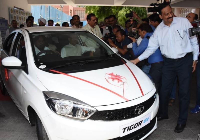 Tata EV Madhya Pradesh