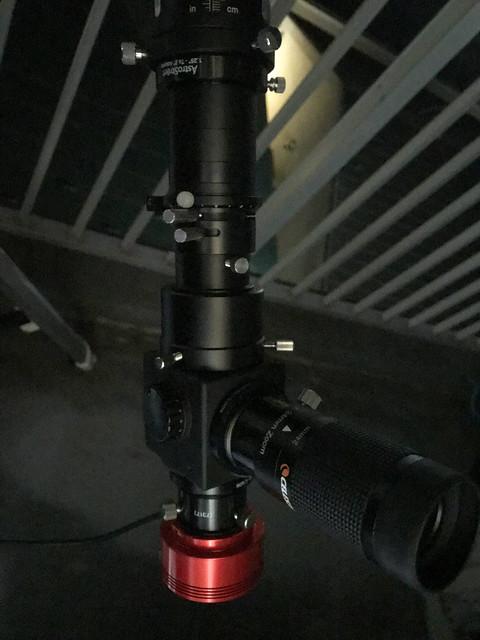 惑星撮影システムB+
