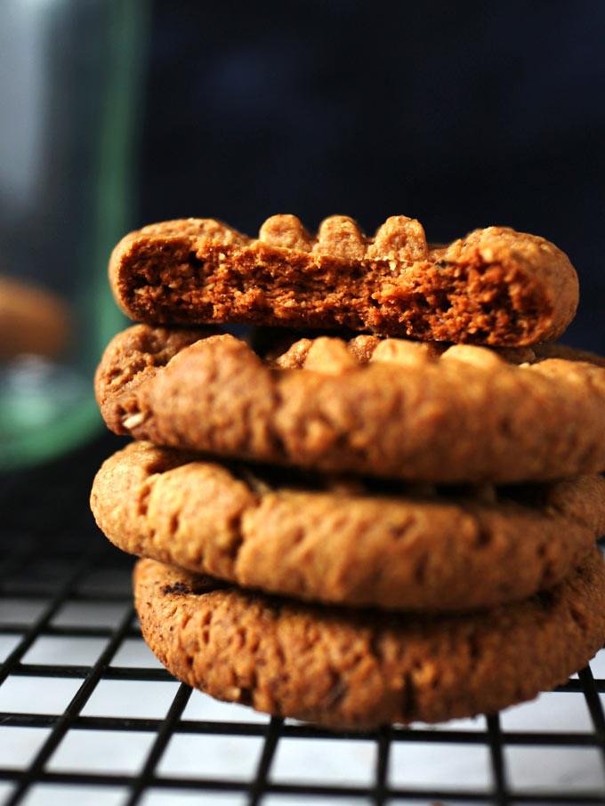 全素花生餅乾 6-ingredient-peanut-butter-cookies (8)