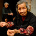 The old ladies in an abandoned village of China by My Silent Wings2010