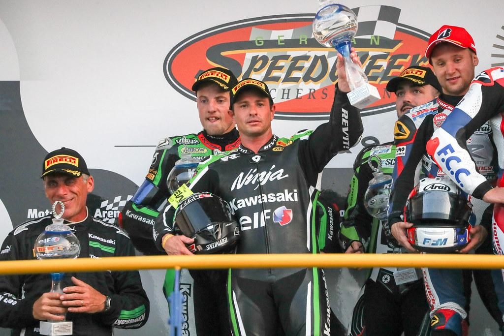 8,Hours,Oschersleben,2018,N 11 Team Src Kawasaki, De Puniet Randy,
