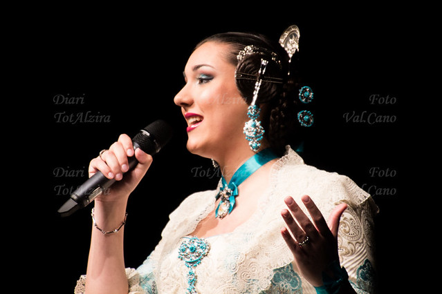 Ines y Mercedes FM de Alzira 2019