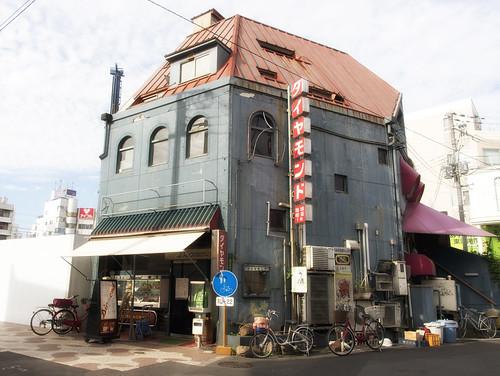 淡路・喫茶ダイヤモンド