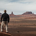 North Window Overlook, Monument Valley