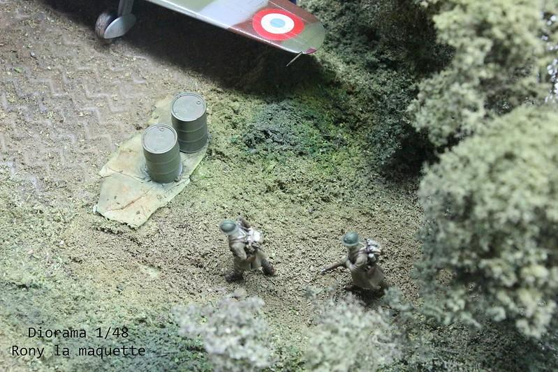 Dewoitine D.520 GC 1/3 à Meaux Esbly juin 1940 42744119222_01e03c45e7_c