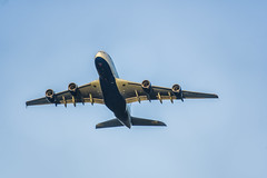 ba flight 286 departs for lhr