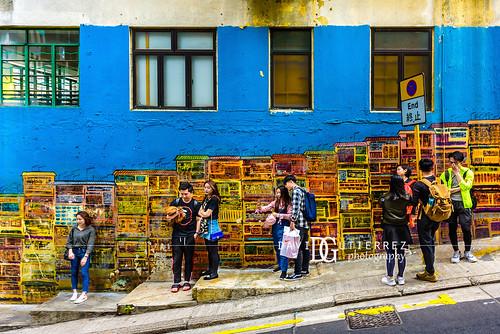 Street Art - Hong Kong