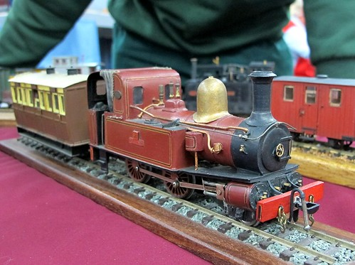 7mm scale Manx loco