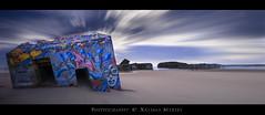 Bunker II ..En la playa de Capbreton